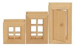 Buy Varis Toys Construction - Windows and Doors III - 3 pcs in AU Australia.