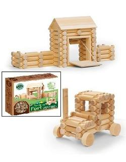 Buy Varis Toys Construction - Fort with working draw bridge & Tractor with working wheels Set - 80 pieces in AU Australia.
