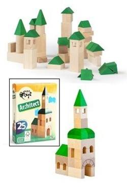 Buy Varis Toys Architect - Set 25 pcs in AU Australia.