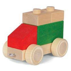 Buy Varis Toys - Stacking Blocks Vehicle 5 pcs SAVE 45% in AU Australia.