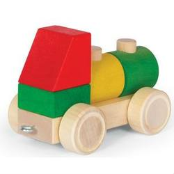 Buy Varis Toys - Stacking Blocks Vehicles 5 pcs with Cylinder blocks in AU Australia.