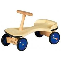 Buy Wooden Ride On Car Natural D in AU Australia.