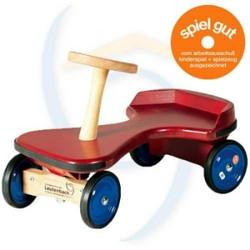 Buy Wooden Ride On Car Red D in AU Australia.