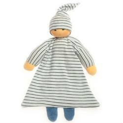 Buy Nanchen Organic Bedtime Doll blue 24cm in AU Australia.
