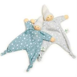 Buy Nanchen Organic Starry Sky Knot Doll Light Blue 25cm in AU Australia.