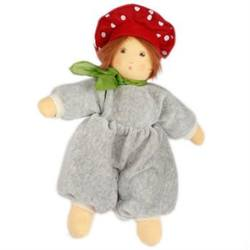 Buy Nanchen Organic Child of the Forest Doll 25cm in AU Australia.