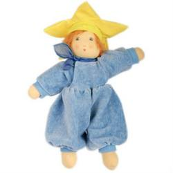 Buy Nanchen Organic Star Child Doll 25cm in AU Australia.