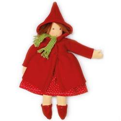 Buy Nanchen Organic Red Riding Hood Doll 38cm in AU Australia.