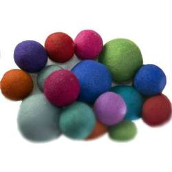 Buy Felt Ball - Small 7cm-100% Wool in AU Australia.