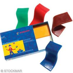 Buy Stockmar Modelling Beeswax 6 Assorted Colours in AU Australia.