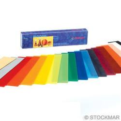 Buy Stockmar Decorating Wax Sheets 18 Ass Colours Small 4x20cm in AU Australia.