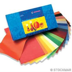 Buy Stockmar Decorating Wax Sheets 18 Ass Colours Large 10x20cm in AU Australia.