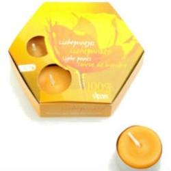 Buy Dipam Beeswax Tealight Candles TL7 Burn Time 4hrs+ Box of 7 in AU Australia.