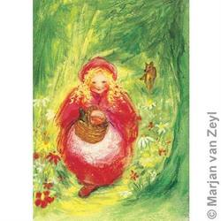 Buy Postcards- Little Red Riding Hood SPECIAL ORDER 5 pk in AU Australia.