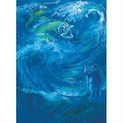 Buy Postcards - The Fisherman 5 pack SAVE 40% D in AU Australia.