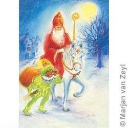 Buy Postcards- St Nicolas 5 pack in AU Australia.
