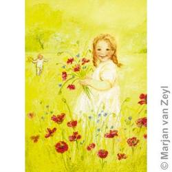 Buy Postcards- Gathering Flowers 5 pack in AU Australia.