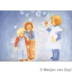 Buy Postcards- Blowing Bubbles 5 pack in AU Australia.