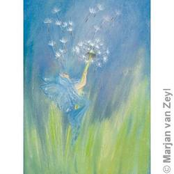 Buy Postcards- Fairy Blowing Dandelion 5 pack in AU Australia.