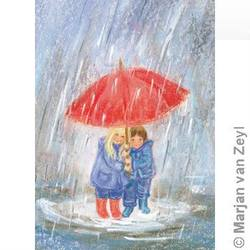 Buy Postcards- Below Mother's Umbrella 5 pack in AU Australia.