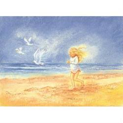 Buy Postcards- Along With the Seagulls 5 pack in AU Australia.