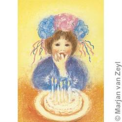 Buy Postcards- Birthday 5 pack in AU Australia.