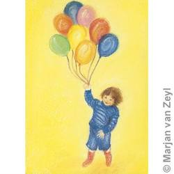 Buy Postcards- Balloons 5 pack in AU Australia.