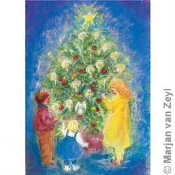 Buy Postcards- Around the Christmas Tree 5 pack in AU Australia.