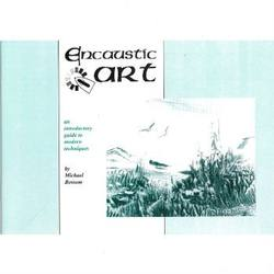 Buy Encaustic Hot Wax Art - 24pg Booklet  / English D in AU Australia.