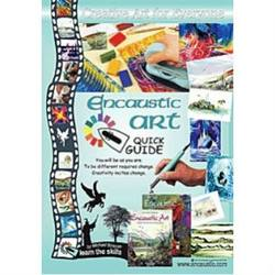 Buy Encaustic Art Quick Guide Booklet - 31 pages SAVE 80% in AU Australia.