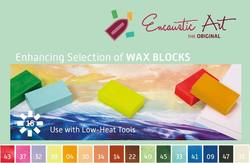 Buy Encaustic Hot Wax Art Blocks Assorted Enhancing Selection in AU Australia.