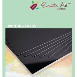 Buy Encaustic Hot Wax Art Painting Card Black 24 Sheets in AU Australia.
