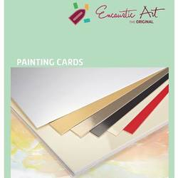 Buy Encaustic Hot Wax Art English Chromolux Cardboard 6 Ass Colours 24sheets 250gsm in AU Australia.