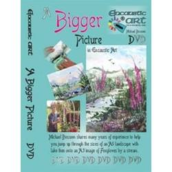 Buy Encaustic Hot Wax Art  DVD A Bigger Picture D in AU Australia.