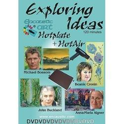 Buy Encaustic Hot Wax Art  DVD Exploring Ideas D in AU Australia.