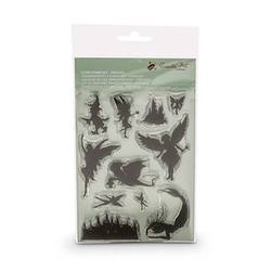 Buy Clear Stamp Sets - Fantasy in AU Australia.