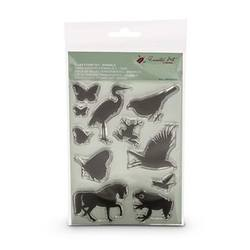 Buy Clear Stamp Sets - Animals in AU Australia.
